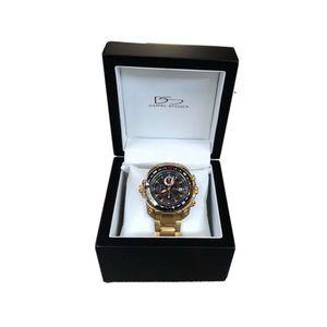 Worldmaster sport 18k gold fused Men's timepiece